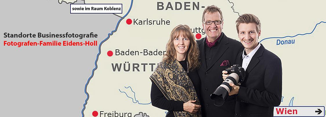 Landkarte-Fotostudios-Fotografenfamilie-Eidens-Holl,