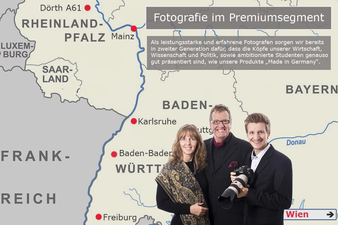 Karte-Standorte Fotostudio Eidens-Holl